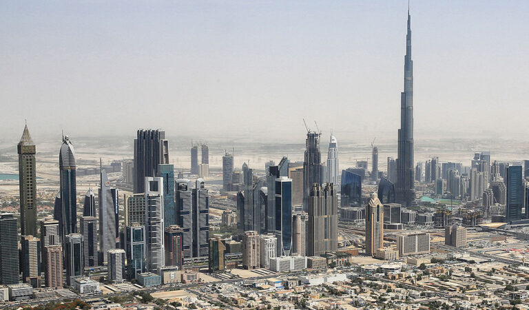 Downtown Dubai: Choice of Smart People for Residence