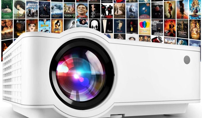 Project Goodness: 9 Gigantic Benefits Of A Mini LED Projector