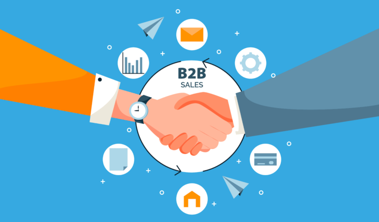 What is B2B corporate selling and how to implement it in your company?