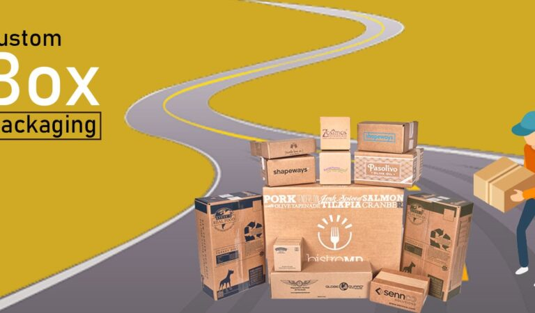Box packaging is the need of the hour to catch the customer attention