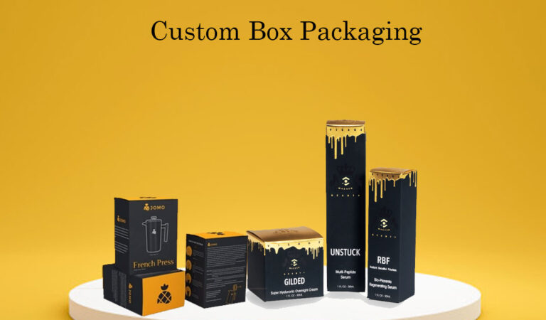 HOW CUSTOM CANNABIDIOL PACKAGING CAN MAKE YOUR COMPANY STAND OUT