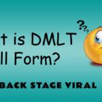 DMLT Full Form