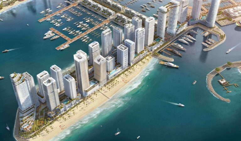 What would be amazing at Marina Sands Dubai?
