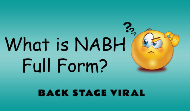 NABH Full Form: What It Means And How To Qualify