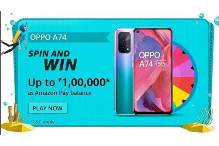Which of the following is true about OPPO A74 5G