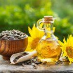 cold-pressed sunflower oil