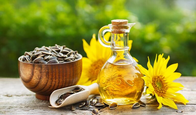 Is cold pressed sunflower oil good for cooking?