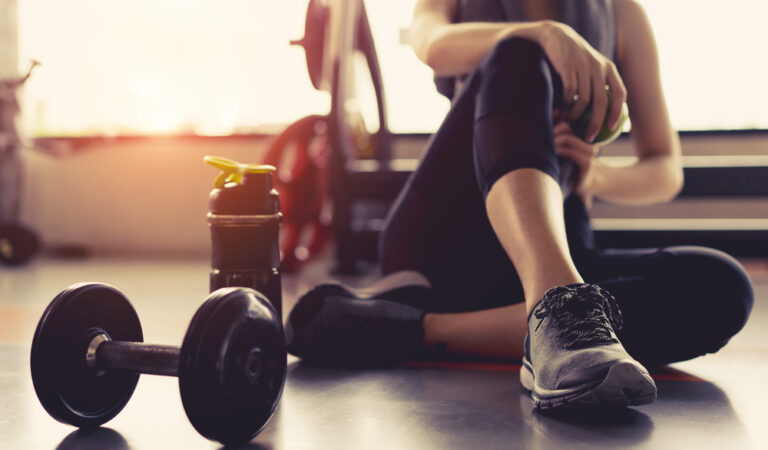 Everyday is a day for health and fitness