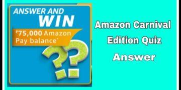 Amazon Carnival Edition Quiz