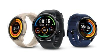 Amazon Mi Watch Active quiz